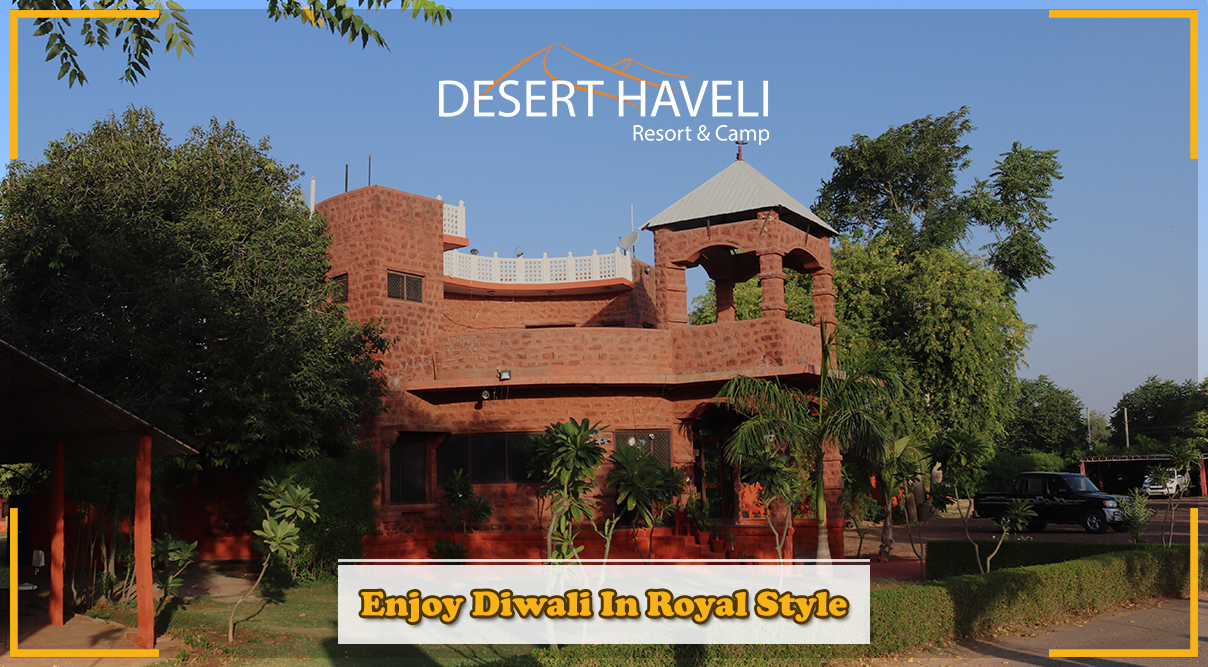 Offering Amazing Diwali Packages for 2 nights and 3 days Stay in Jodhpur