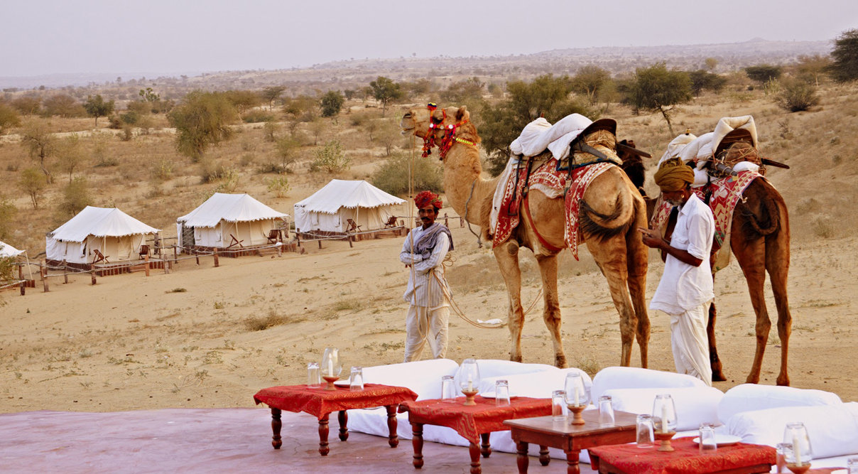 Exclusive Holiday Package With The Most Promising Resort in Jodhpur