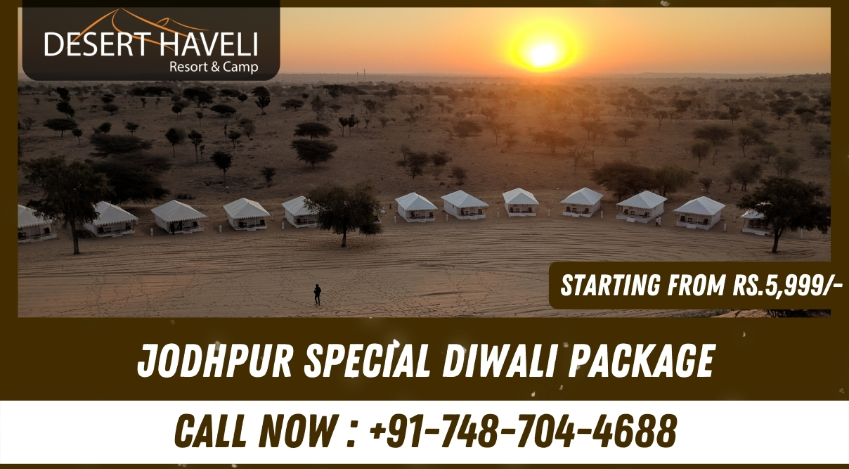 Diwali Special Jodhpur Package With Best Deals