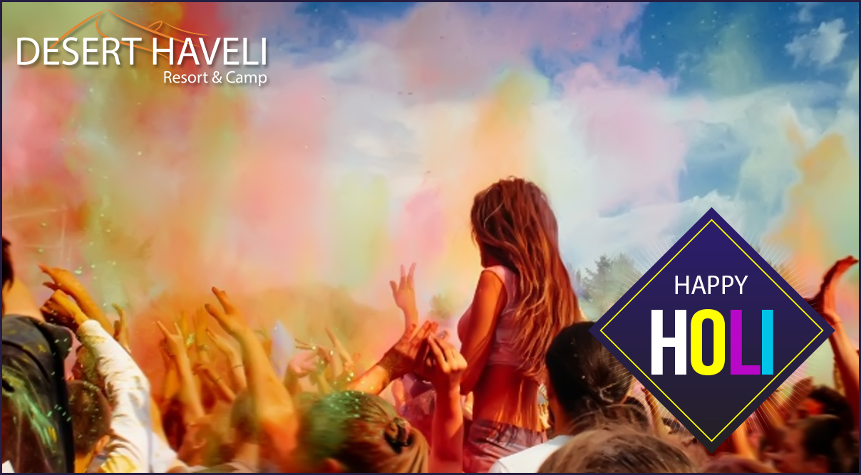 An Amazing Place to Plan Upcoming Holi Celebration in Jodhpur with Your Family and Friends