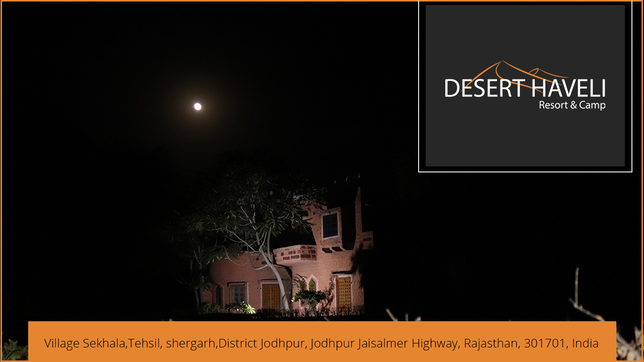 Best Resorts in Jodhpur to Enjoy Jeep Safari and Other Desert Activities