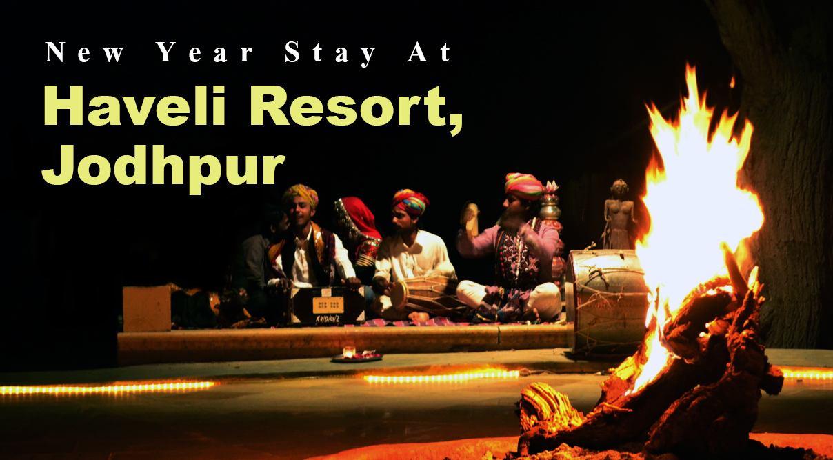 Celebrate New Year 2020 In The Midst Of Desert With An Adventurous Package Of 2N & 3D In Jodhpur